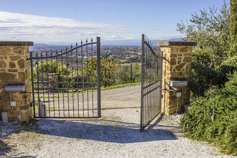 Gate for Gated Community