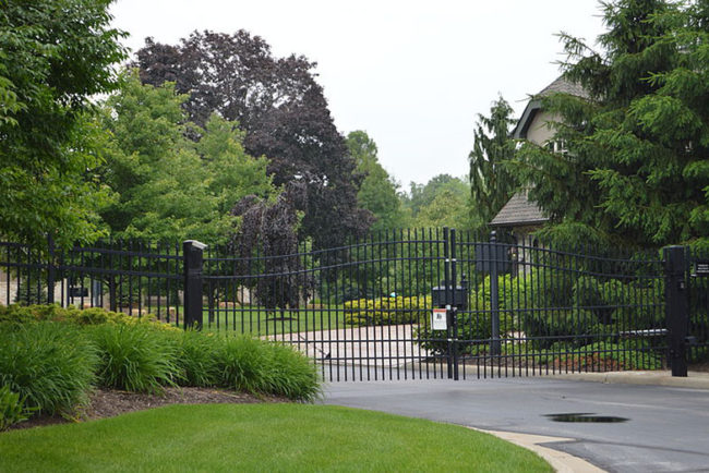 How to Become a Gated Community: 12 Steps