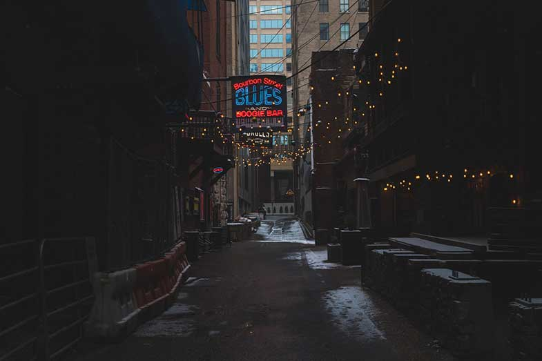 Bourbon Street Blues Bar Nashville