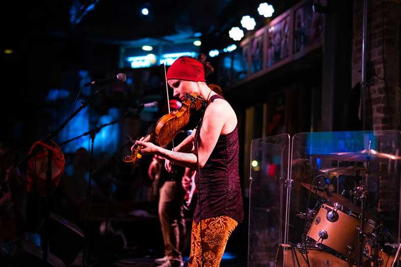 Music Band Nashville