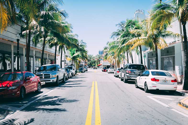 South Beach Miami US