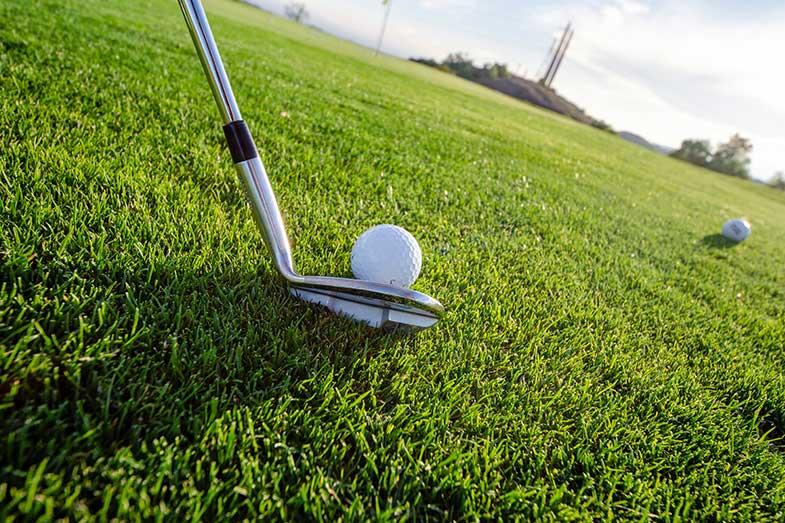 Golf Club Course Ball