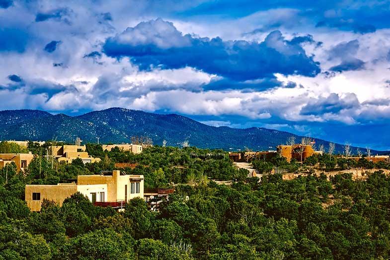 Santa Fe, New Mexico, City Buildings