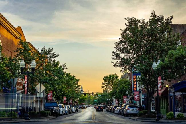 12 Best Places to Retire in Tennessee