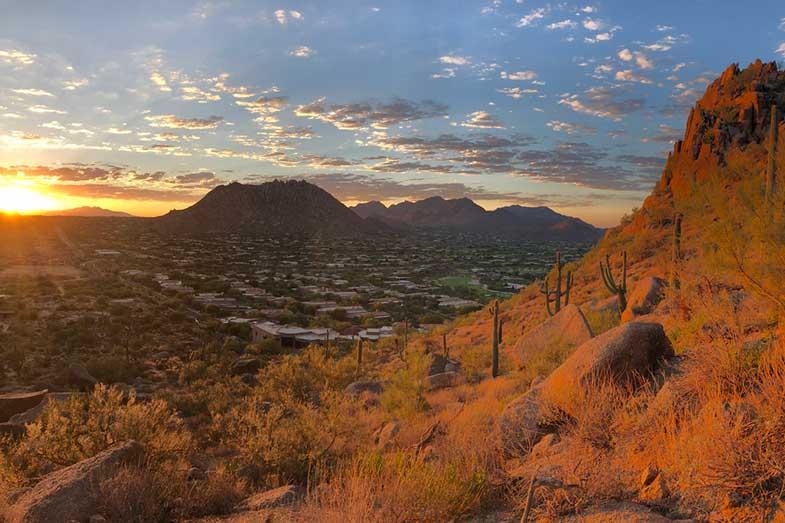 Pinnacle Peak, Scottsdale, Arizona