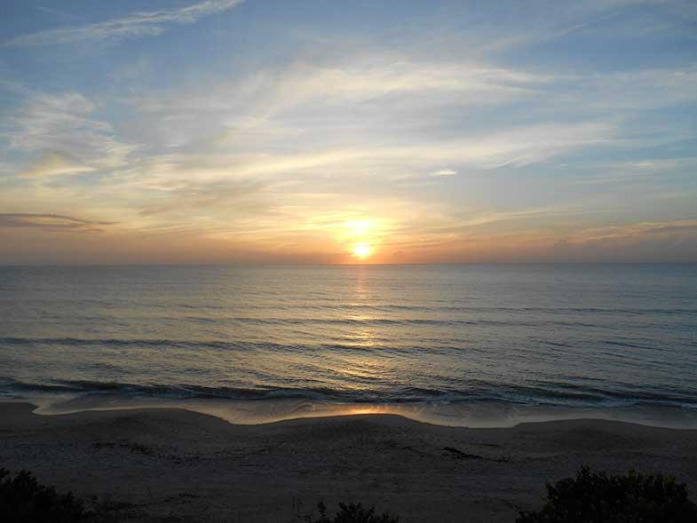 Beach Sunrise in Florida