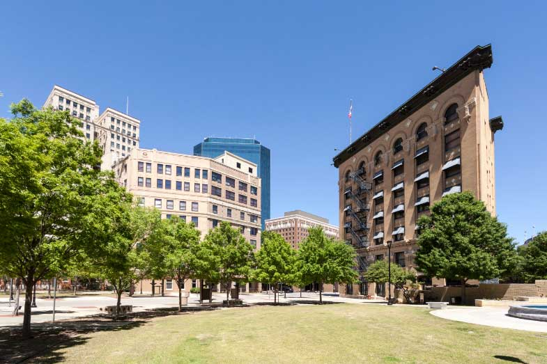 Fort Worth, Texas, Downtown