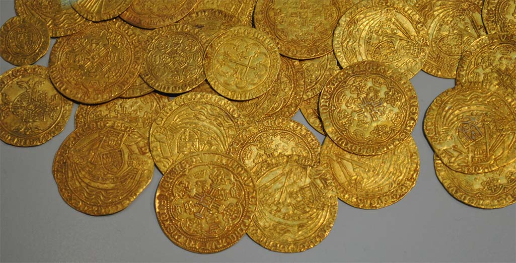 Gold Museum Coins