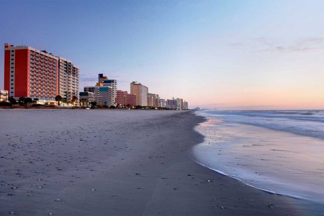 18 Best Beaches in South Carolina