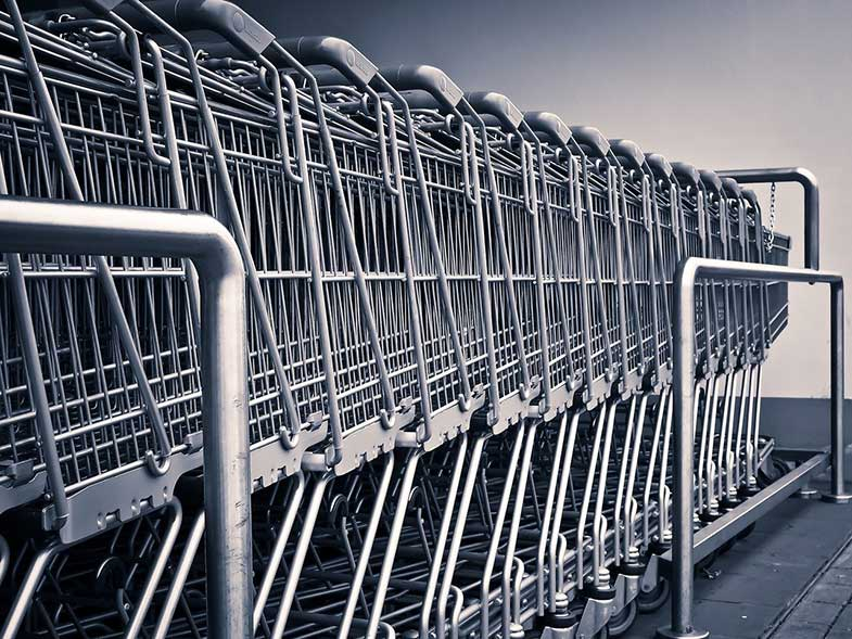 Shopping Carts Grocery