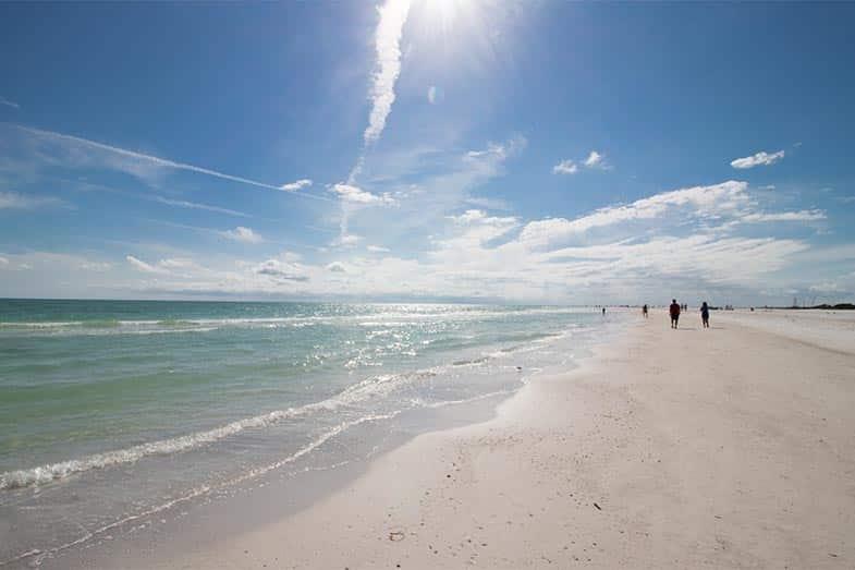 Sunny Siesta Key, Florida