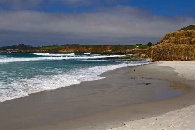 14 Best Monterey County Beaches, California