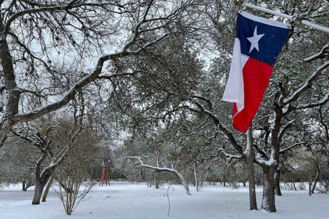 Does It Snow In Texas? Where? (Austin, Dallas, Etc.)