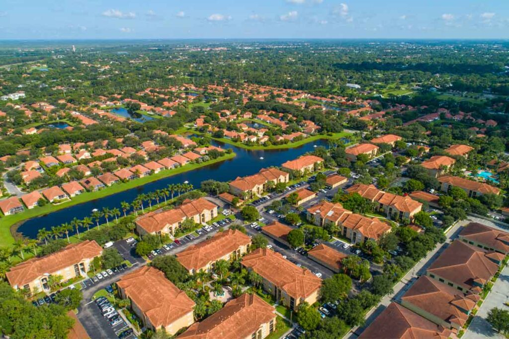 West Palm Beach, Florida, Neighborhood