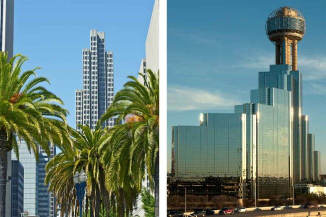 Living in California vs Texas: Pros and Cons