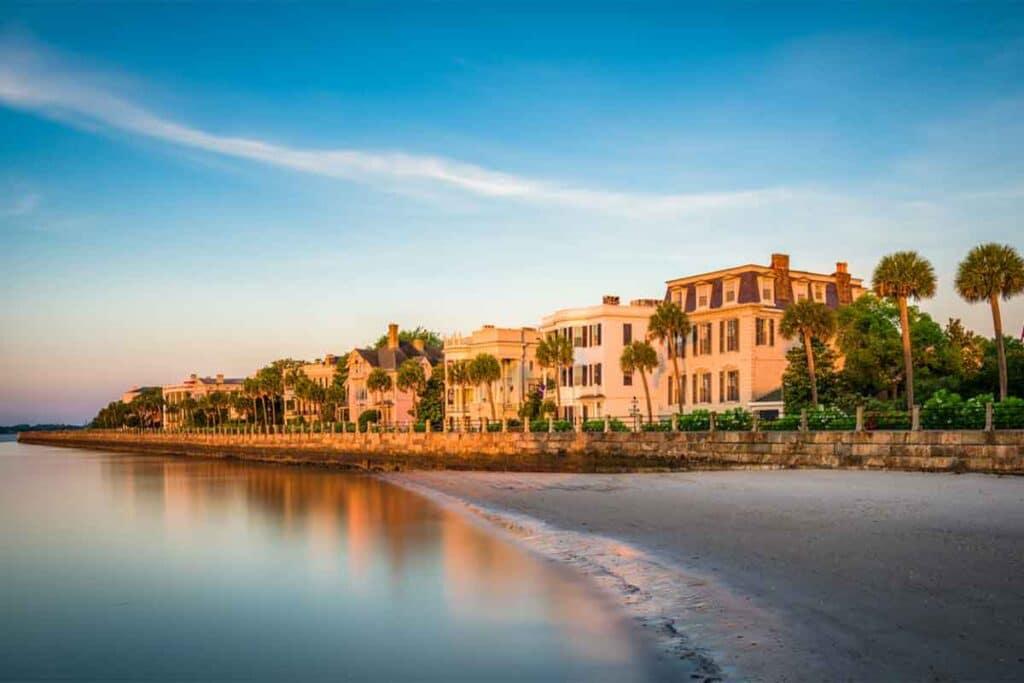 Charleston, South Carolina, Beach Homes