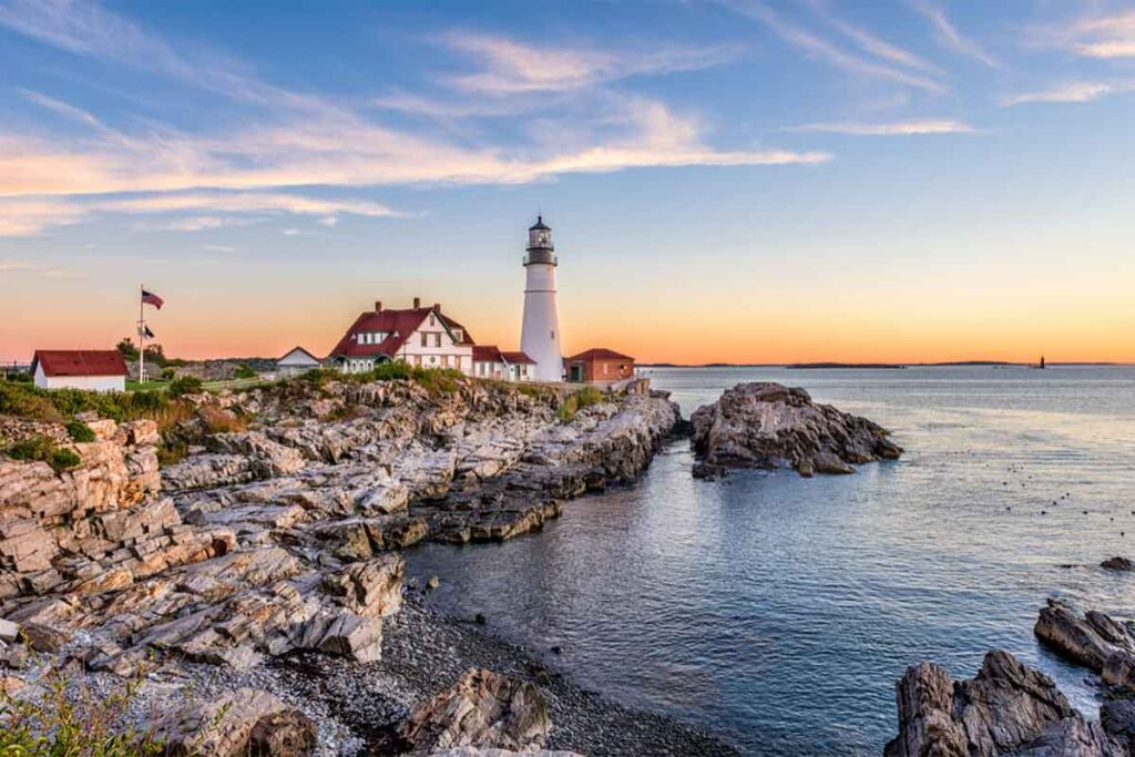 Portland, Maine Lighthouse