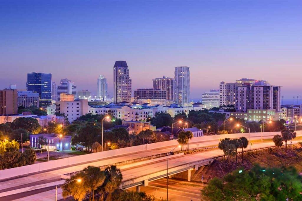 St. Petersburg, Florida, City