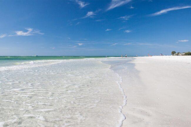 12 Best Sarasota Beaches, Florida (Public Beaches)